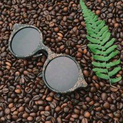 """Imagem da notícia: Nasceu uma marca com """"óculos de café"""""""