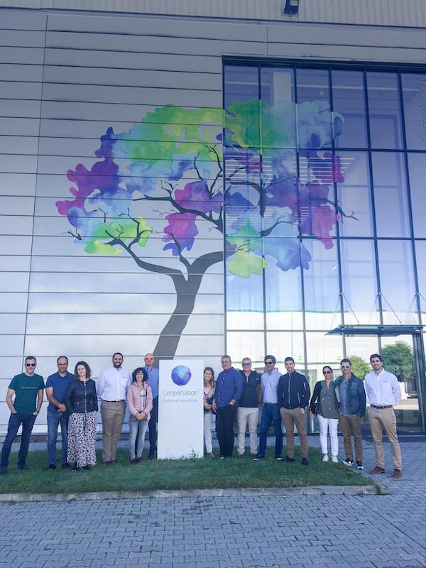 Imagem da notícia: CooperVision organiza evento em Budapeste pelo aniversário das Diárias™ Silicone