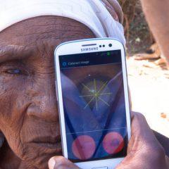Imagem da notícia: Nova app poderá detetar doenças oculares