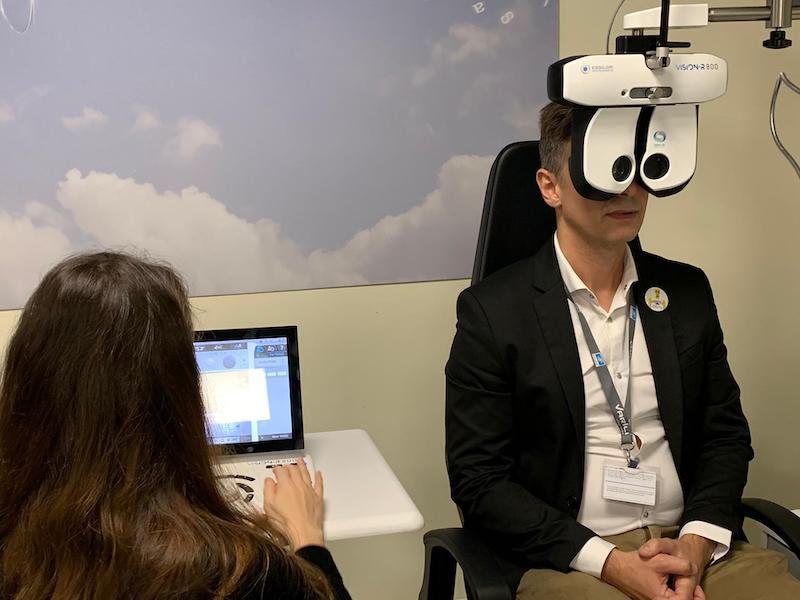Imagem da notícia: VISION-R 800TM: uma nova era da refração