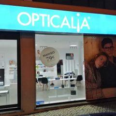 Imagem da notícia: Opticalia com novas lojas