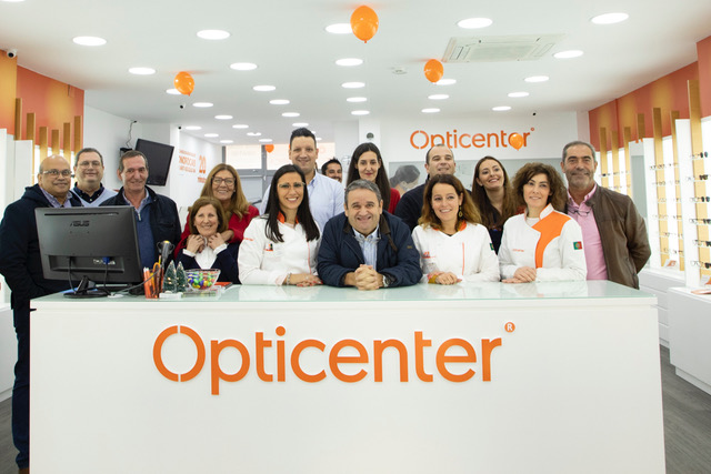 Imagem da notícia: Opticenter abre em Santa Maria da Feira