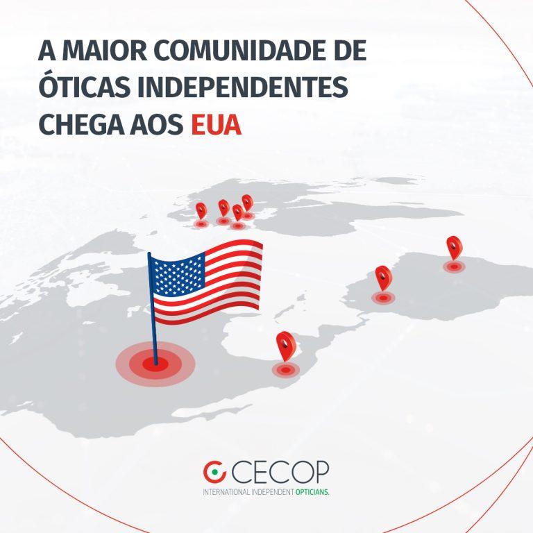 Imagem da notícia: CECOP chega aos EUA