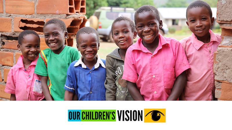 Imagem da notícia: CooperVision apoia a Our Children's Vision