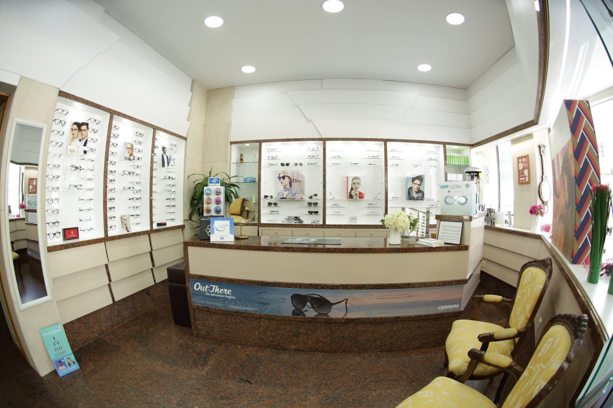 Imagem da notícia: Vendo ótica em Lisboa com mais de 50 anos