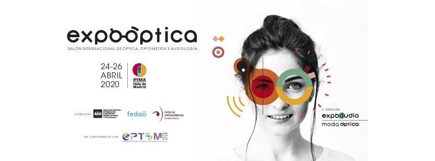 Imagem da notícia: ExpoÓptica 2020 inova e muda a sua imagem