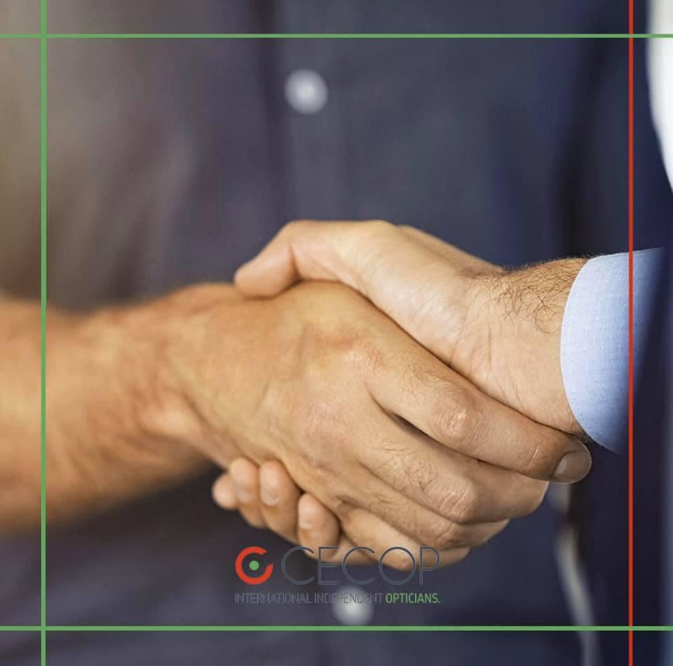 Imagem da notícia: CECOP junta-se ao Grupo Óptico Universal