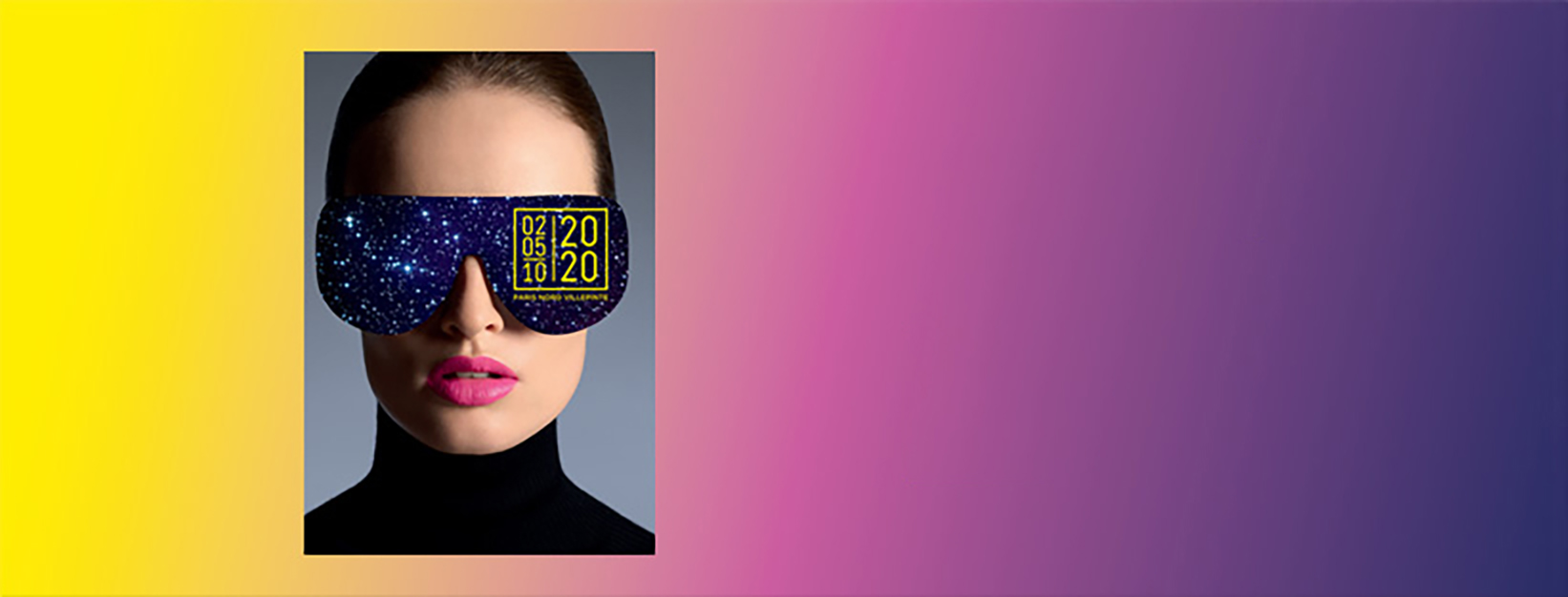 Imagem da notícia: Silmo Paris de 2020 com imagem futurista