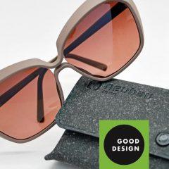 Imagem da notícia: Neubau Eyewear ganha prémio Good Design