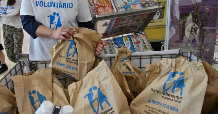 Imagem da notícia: Institutoptico apoia Rede de Emergência Alimentar