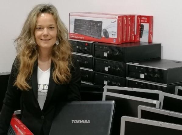Imagem da notícia: MultiOpticas oferece computadores em Braga