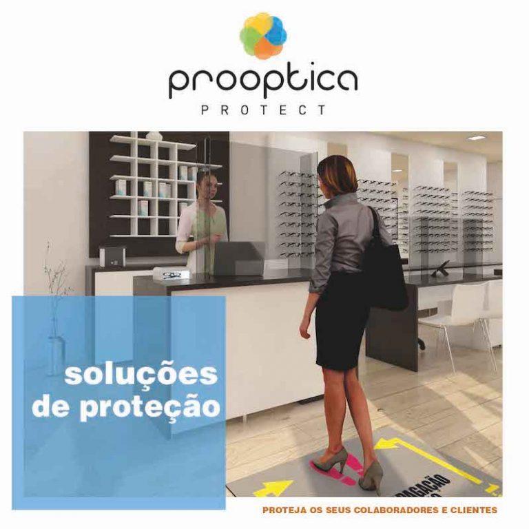 Imagem da notícia: Conheça o novo catálogo Prooptica Protect