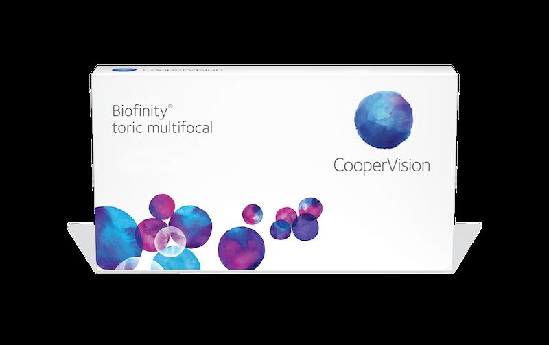 Imagem da notícia: CooperVision lança a lente Biofinity© toric multifocal