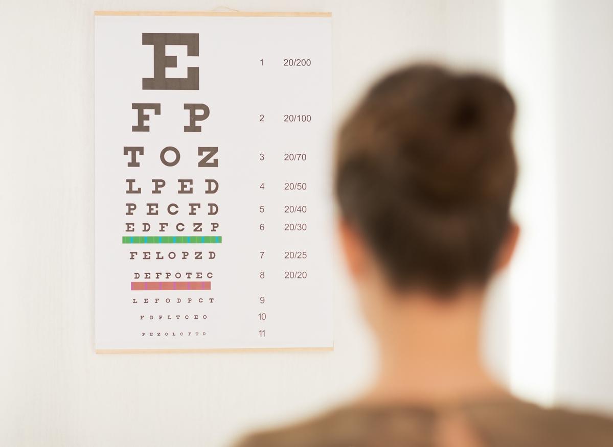 Imagem da notícia: IA melhora precisão do exame optométrico