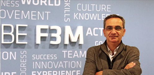 Imagem da notícia: F3M celebra 33 anos