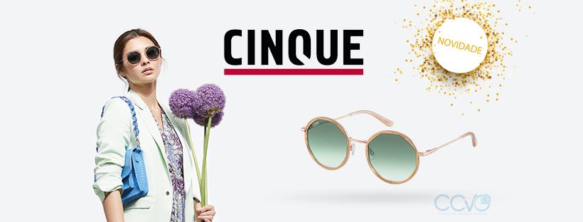 Imagem da notícia: CCVO introduz a marca CINQUE no seu portefólio