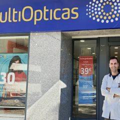Imagem da notícia: MultiOpticas de Mem Martins reabre com nova imagem e equipa