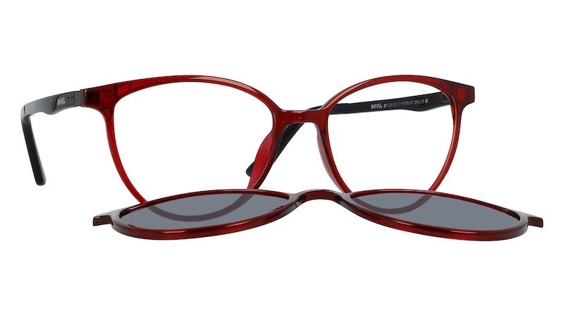 Imagem da notícia: INVU propõe óculos 2 em 1