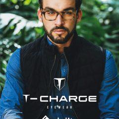 Imagem da notícia: T-Charge cria coleção com óculos feitos de galalite