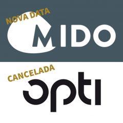 Imagem da notícia: Covid-19 cancela opti e adia Mido de 2021