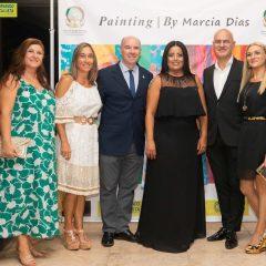 """Imagem da notícia: Fernando Oculista apoia """"Jantar com Arte"""" by Márcia Dias"""