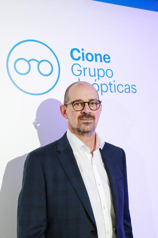 Imagem da notícia: Miguel Moragues é o novo presidente do grupo Cione