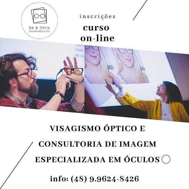 Imagem da notícia: Sá & Chris promove curso de consultoria de imagem especializada em óculos