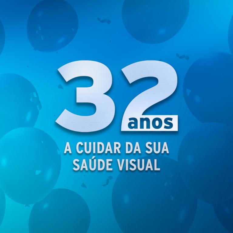 Imagem da notícia: Institutoptico assinala 32 anos a cuidar da visão em Portugal