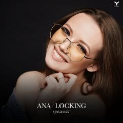 Imagem da notícia: Ana Locking Eyewear em exclusivo na Ergovisão