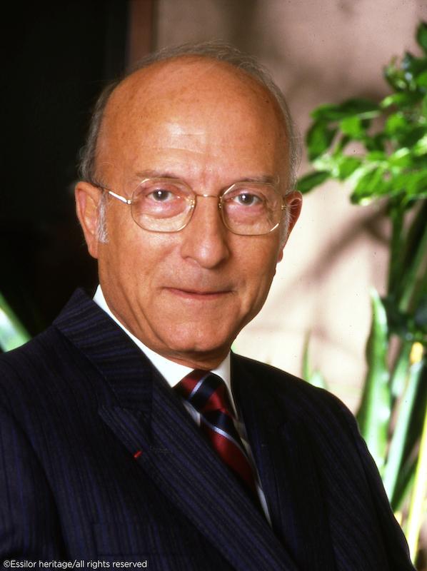 Imagem da notícia: Morreu Bernard Maitenaz, inventor da primeira lente progressiva Varilux®