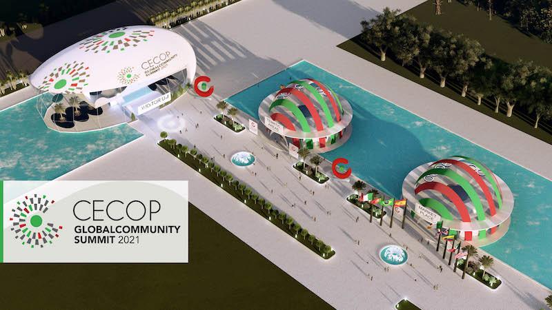Imagem da notícia: CECOP partilha agenda local e patrocinadores do Global Summit 2021