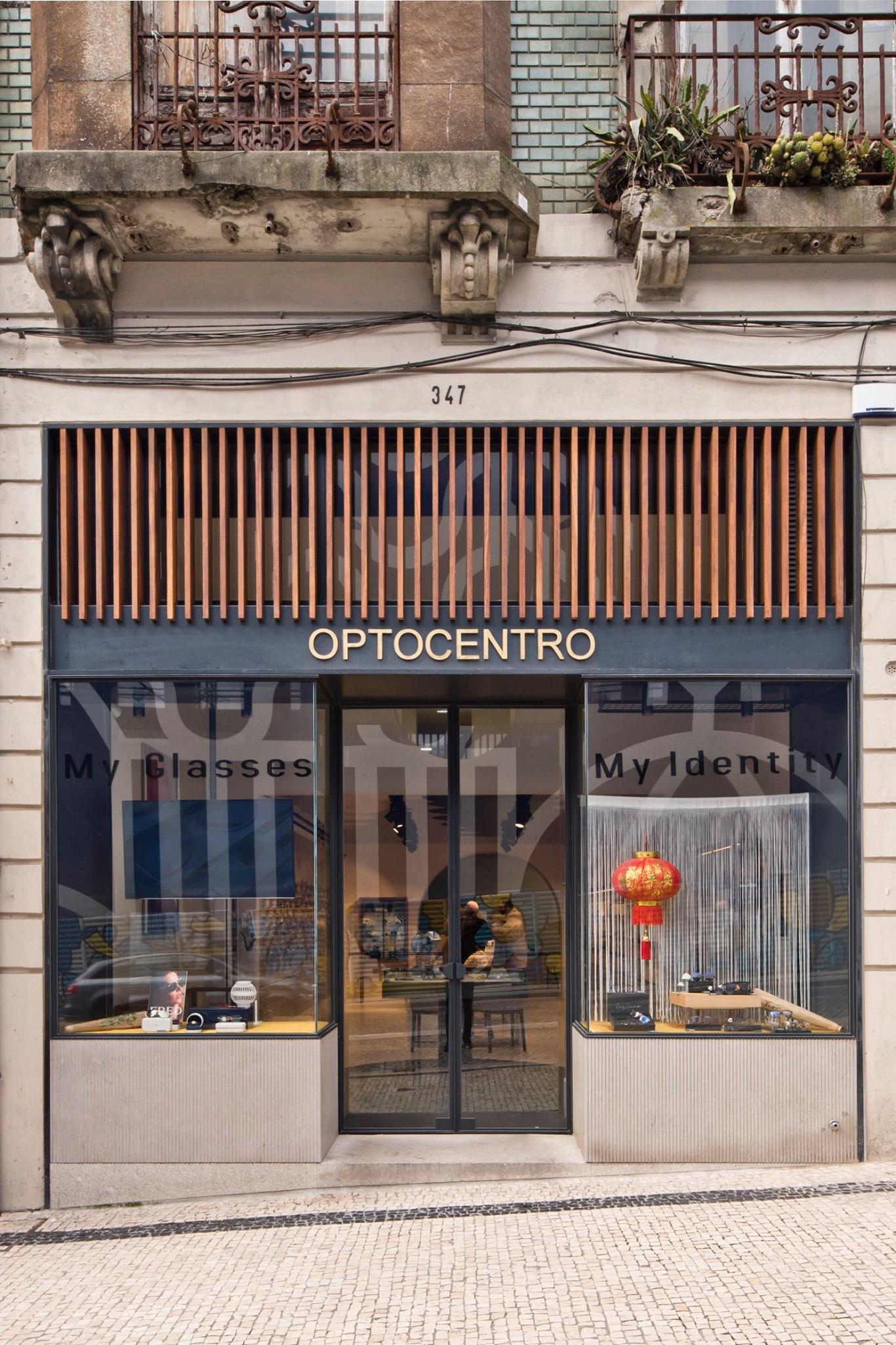 Imagem da notícia: Optocentro Porto nomeada para Building of the Year 2021