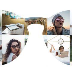 """Imagem da notícia: Óculos """"amigos do ambiente"""""""