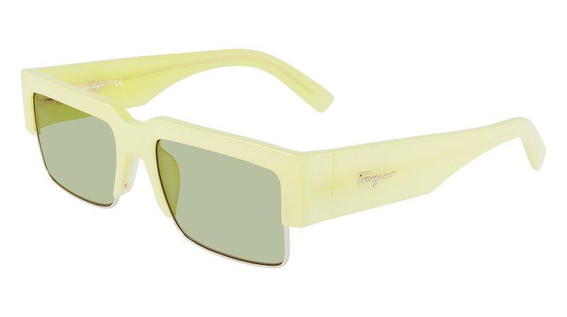 Imagem da notícia: Salvatore Ferragamo apresenta nova campanha de óculos de sol