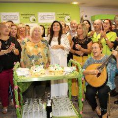 Imagem da notícia: Ana Maria, do Fernando Oculista, celebrou 79 anos