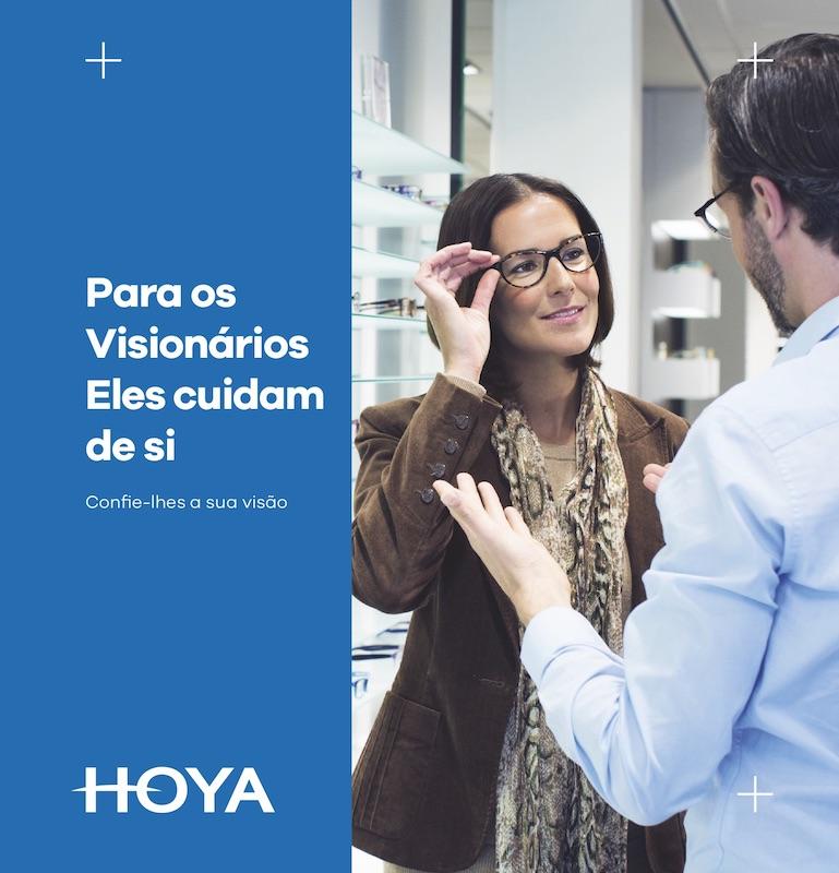 Imagem da notícia: HOYA Portugal lança novo catálogo em abril
