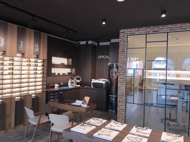 Imagem da notícia: Opticalia abre novas lojas