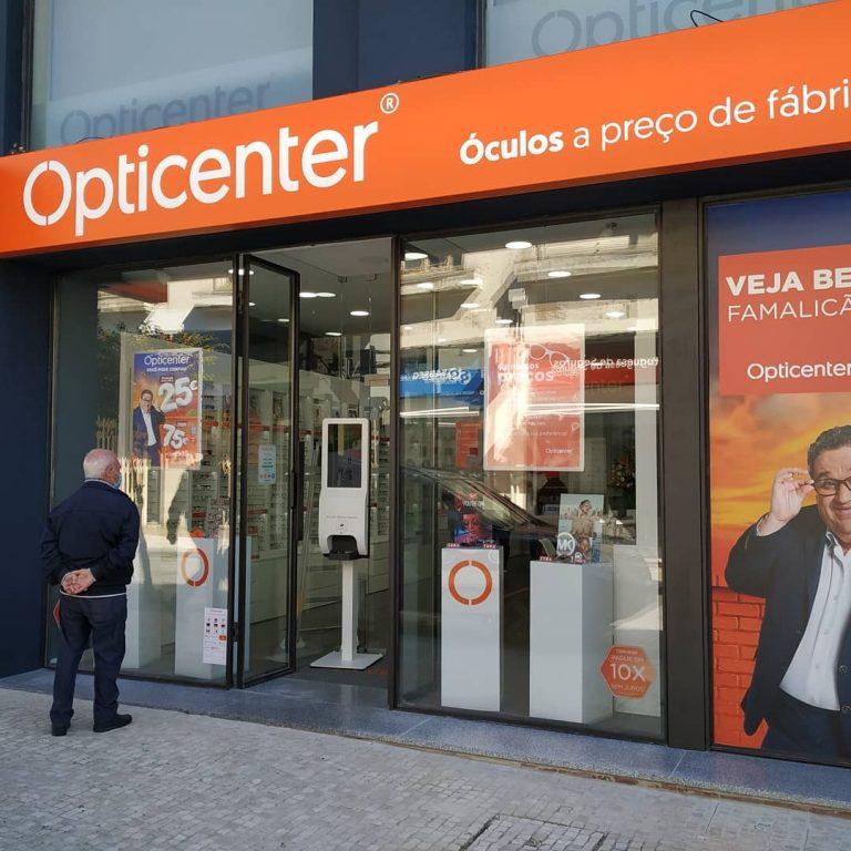 Imagem da notícia: Opticenter abre loja em Famalicão