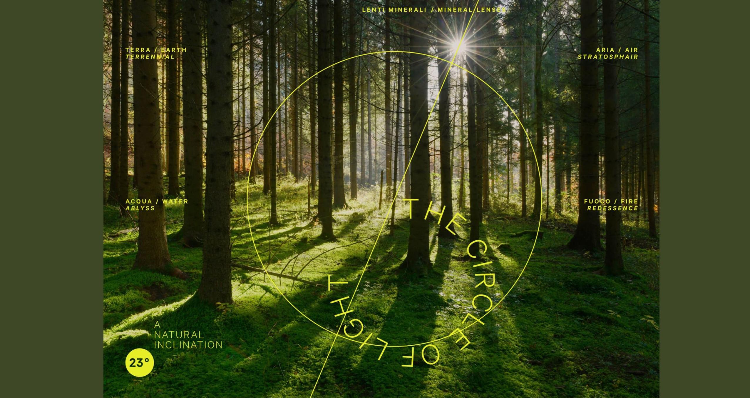 Imagem da notícia: Mirage estreia coleção amiga do ambiente