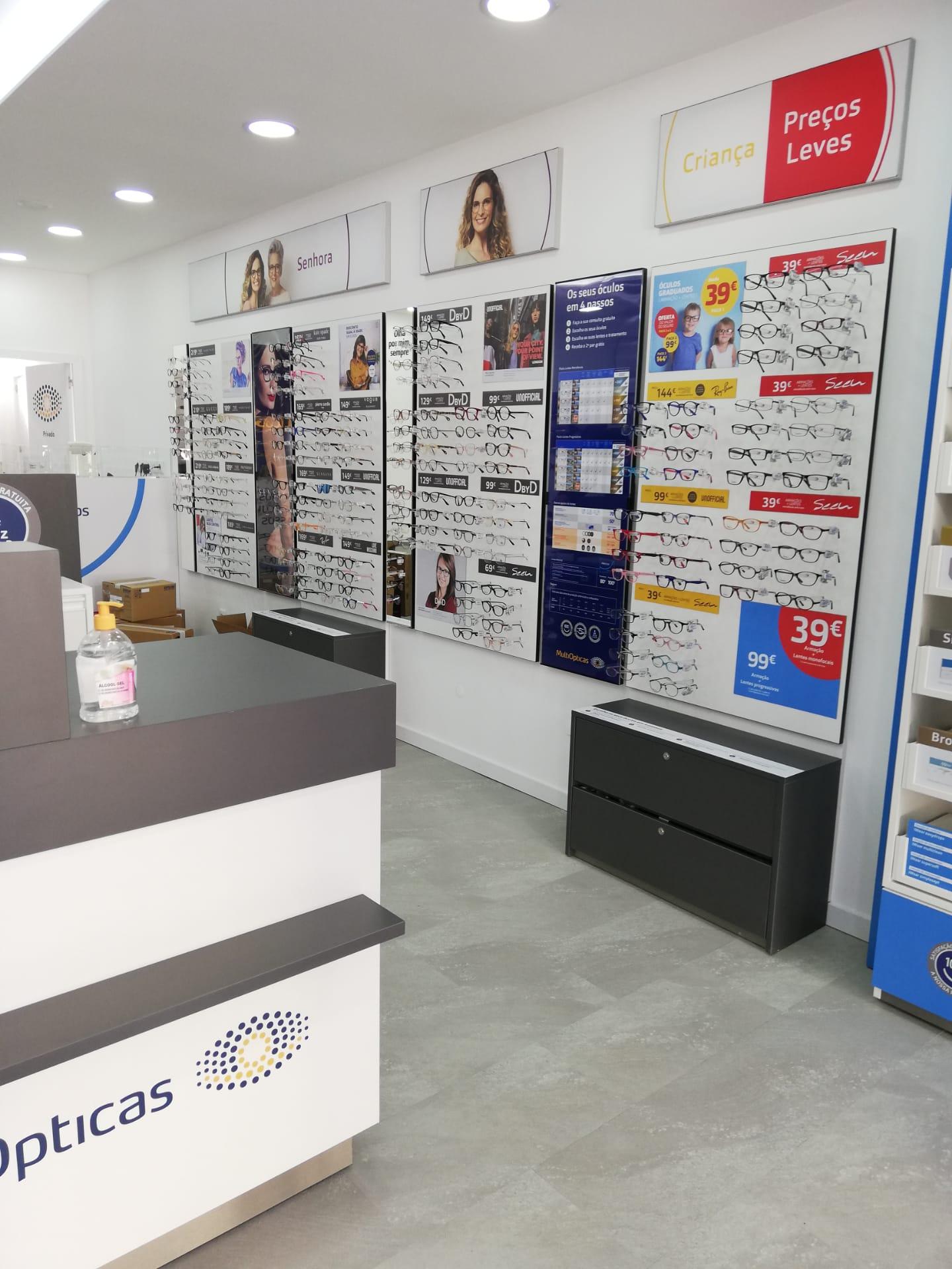 Imagem da notícia: MultiOpticas abre nova loja em Oeiras