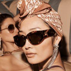 Imagem da notícia: Linda Farrow apresenta nova coleção de óculos