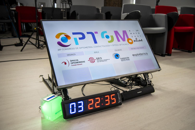 """Imagem da notícia: OPTOM'21 Online: """"desenvolvimento sustentável"""" prioritário para o setor"""