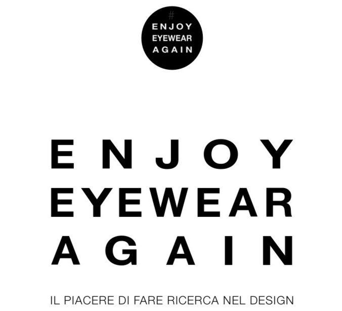 Imagem da notícia: Enjoy Eyewear Again: edição de 2021 dedicada à inovação