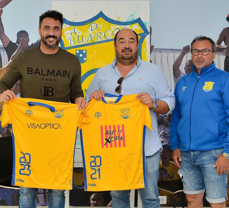 Imagem da notícia: VISÃOPTICA e Associação Desportiva de Buarcos renovam parceria
