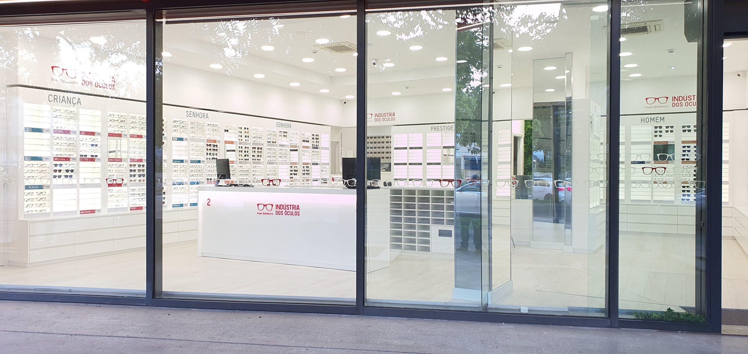 Imagem da notícia: Indústria dos Óculos com nova loja em Alverca do Ribatejo