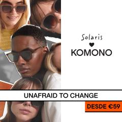 Imagem da notícia: KOMONO chega à Solaris