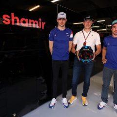 Imagem da notícia: Shamir assina parceria com a Alpine F1