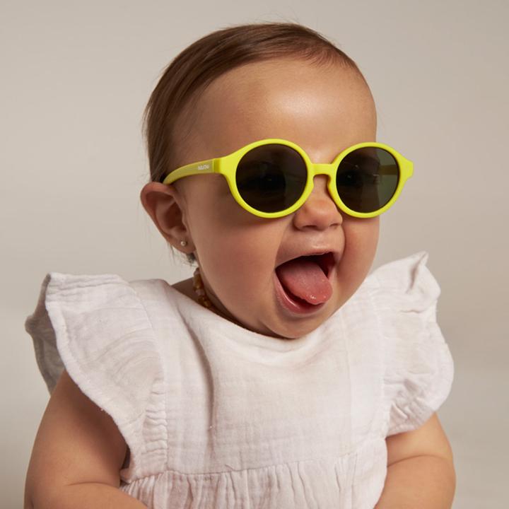 Imagem da notícia: Coleção Parafina Kids: Óculos de sol resistentes, flexíveis e amigos do ambiente