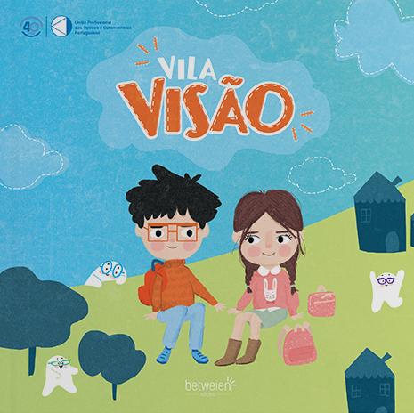 """Imagem da notícia: """"Vila Visão"""": UPOOP prepara lançamento de livro para os mais jovens"""