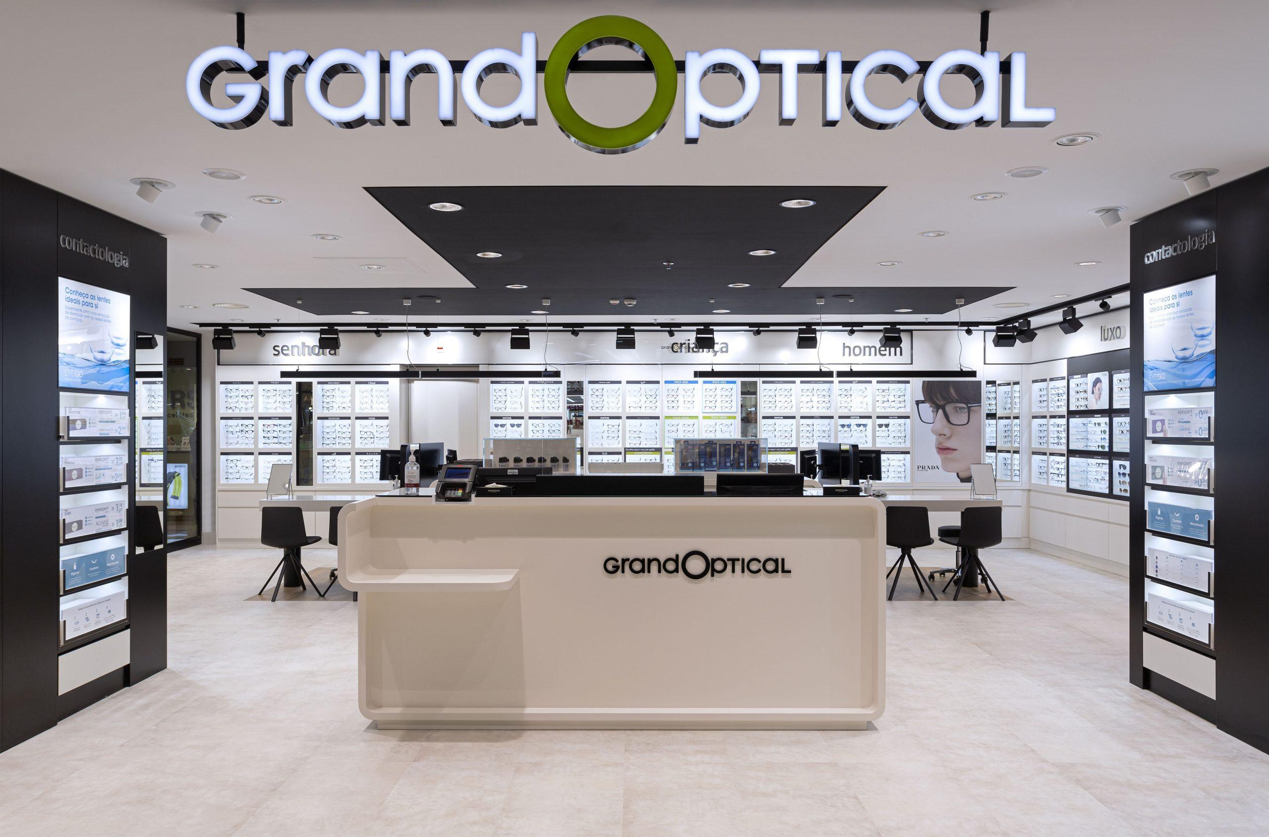 Imagem da notícia: GrandOptical com nova loja em Lisboa